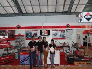 RUBI chính thức tham gia các kỳ Hội chợ Triển lãm Vietbuild